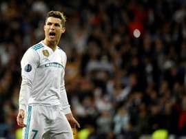 Cristiano Ronaldo à la Juve ? Ils disent oui. AFP