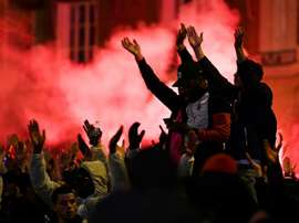 La difficile équation du dédommagement des supporters abonnés. AFP