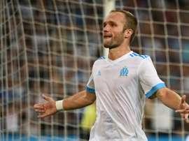 Germain tuvo el 1-0. AFP