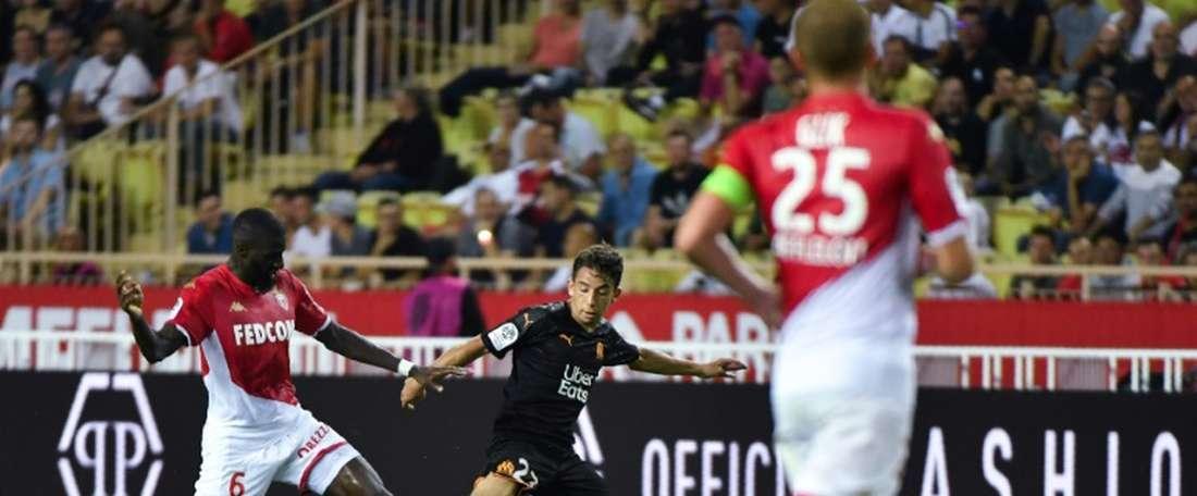 Maxime Lopez falou sobre o Barcelona. AFP