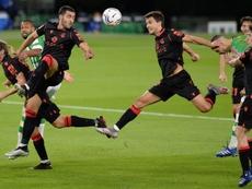 La Real Sociedad et Villarreal prennent les commandes. afp
