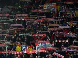 Retour du public dans les stades en janvier en Espagne ? AFP