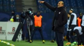 L1: Montpellier est retombé sur terre. AFP