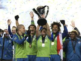Les Seattle Sounders remettent en jeu le titre remporté face au Toronto FC. AFP
