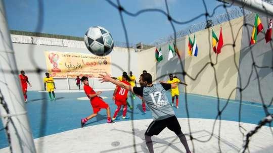 Le Maroc a déjà remporté sa première victoire. AFP