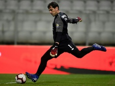Casillas pourrait jouer jusqu'à 40 ans. AFP