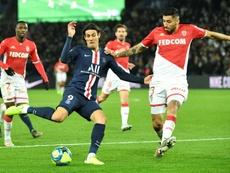 Le PSG sans Cavani, Verratti ni Marquinhos à Lorient. AFP