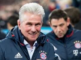 Le Bayern commence bien son année 2018. AFP