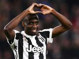 Juventus Blaise Matuidi. AFP