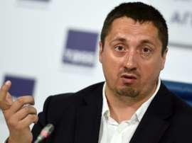 Le Russe Shprygin suspendu 2 ans par la Fifa. AFP