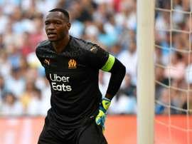 Match nul pour Marseille à Montpellier. AFP