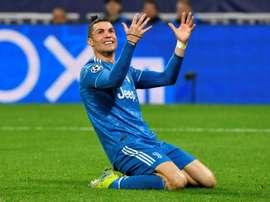 Et si la Juventus ne pouvait pas retenir Cristiano ? AFP