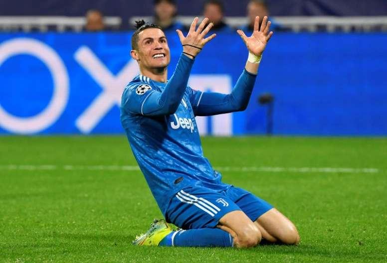 La smentita della catena di hotel di Ronaldo. AFP