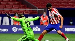 Diego Costa reprend les bonnes vieilles habitudes. AFP