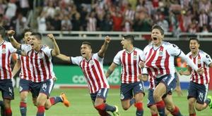 Chivas remporte le titre. AFP