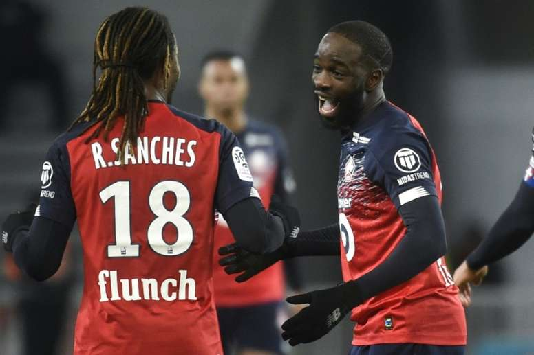 Ikoné era una de las grandes promesas del PSG y ahora brilla en el Lille. AFP