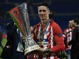 Torres pourrait atterrir en Chine. AFP