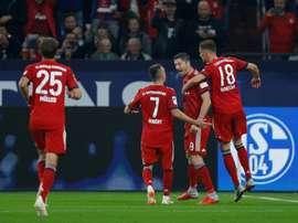 Le Bayern vise une nouvelle victoire. AFP