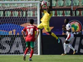 Maroc-Namibie disputé sans pause fraîcheur. AFP