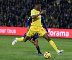 Coulibaly fait rêver Nantes. AFP