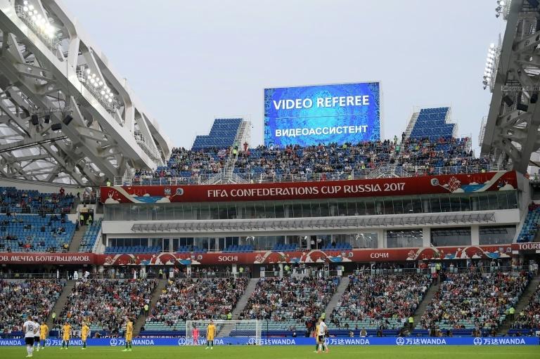 L'arbitrage vidéo introduit lors de la Coupe du monde