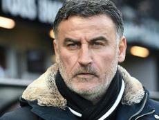 Galtier ne sera pas sur le banc face à Strasbourg et Dijon. AFP