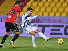 Juventus quer logo garantir o passe de Morata. AFP