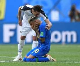 El jugador de Costa Rica ya sólo piensa en el futuro. AFP