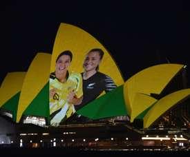 L'Australie et la Nouvelle-Zélande organiseront le Mondial 2023. AFP