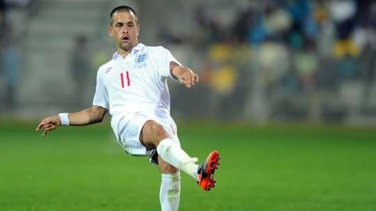 Cole pasó por equipos como Chelsea, West Ham y Liverpool. AFP