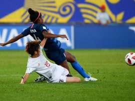 Le Japon affronte l'Espagne en finale. AFP