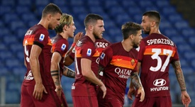 Roma have been awarded a 3-0 loss. AFP