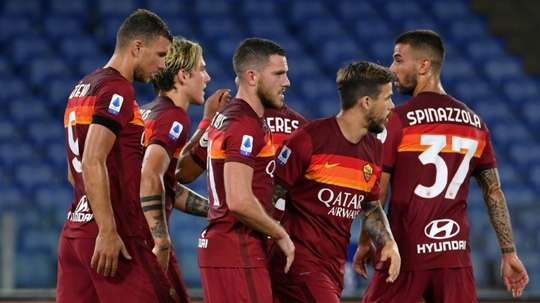 Officiel : la Roma perd sur tapis vert. AFP