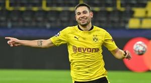 Dortmund se qualifie dans la douleur pour les 8es de finale. afp