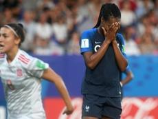 L'Espagne a battu la France en demi-finale. AFP
