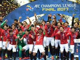 Japan's Reds crowned Asian kings after Al Hilal win. AFP