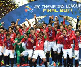 Japan's Reds crowned Asian kings after Al Hilal win. AFP