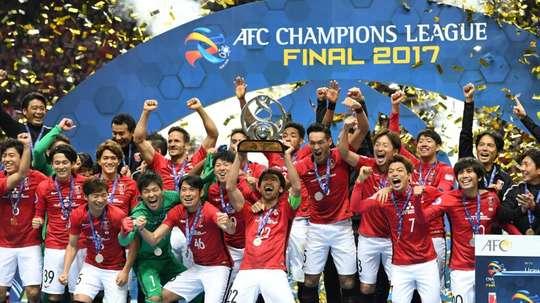 Nouveau titre de champions d'Asie pour les Japonais. AFP