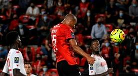 La UEFA suspende a N'zonzi, baja ante el Sevilla. AFP