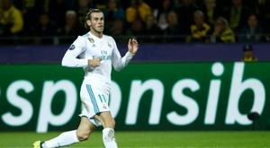 Gareth Bale ne jouera pas contre son ancienne équipe. AFP