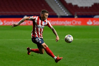 Trippier has already played six seasons in the Premier League. AFP