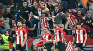 La finale de Copa, peu importe quand, mais avec du public. AFP