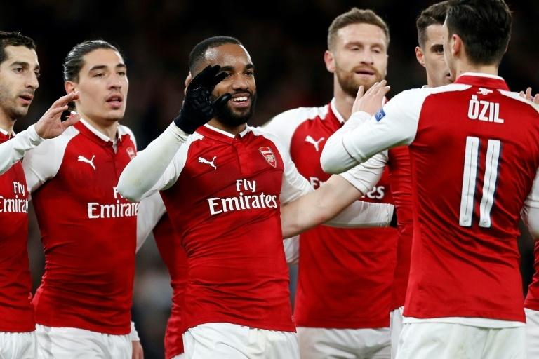 Aubameyang exige Lacazette à ses côtés — Arsenal