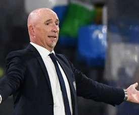 Maran is the man chosen by Lazio. AFP