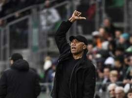 El Guingamp renovó a su entrenador. AFP