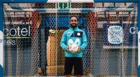 La vedette de l'équipe du Portugal de futsal, Ricardinho. AFP