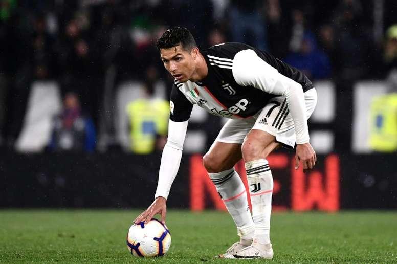 Officiel : Juve-Inter reporté au 13 mai. AFP
