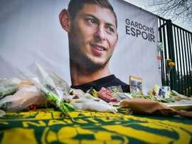 El argentino todavía no ha dado señales de vida. AFP