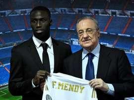 Le latéral a signé un bon match à Séville. AFP