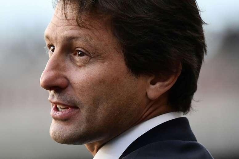 Leonardo habló de la lesión de Neymar y su futuro. AFP